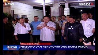 Prabowo Subianto Temui Mantan Kepala BIN Hendropriyono - iNews Malam 05/09