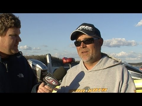 Pre-Tournament Report from Beaver Lake with Scott Suggs