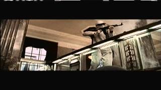Inside man robbery scene