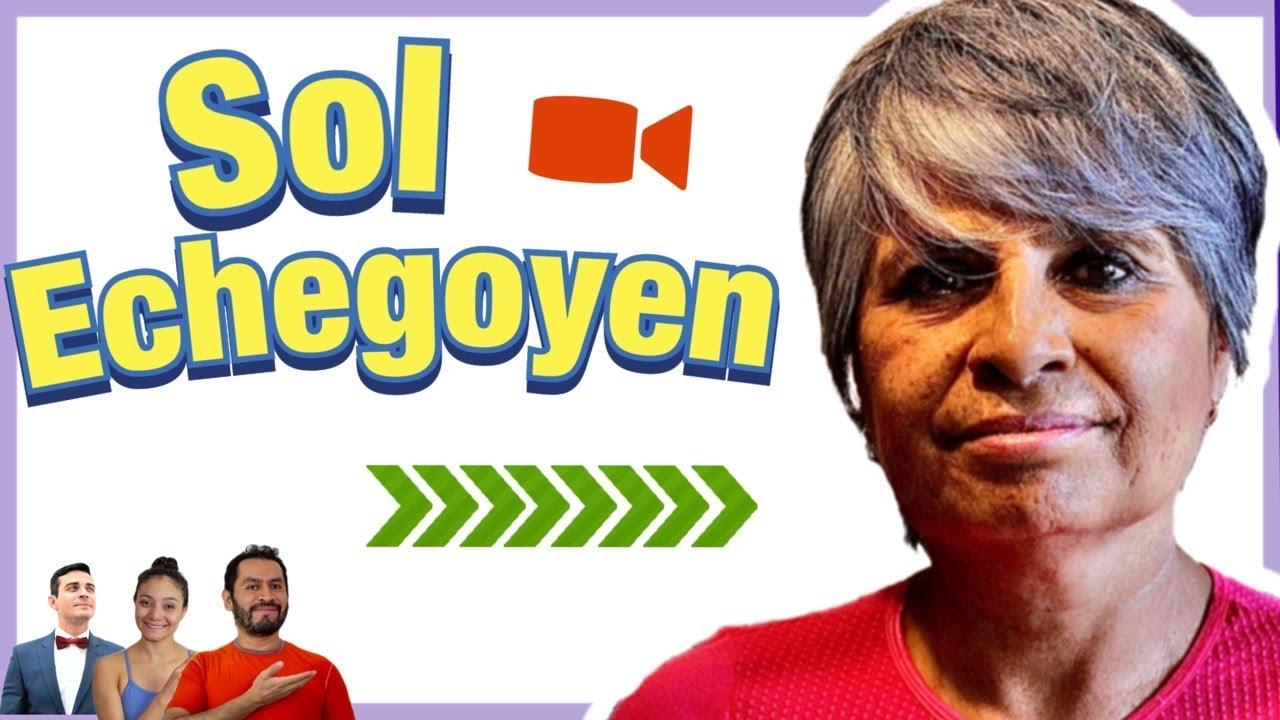 Entrevista con Soledad Echegoyan