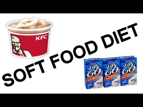 Soft Food Diet?