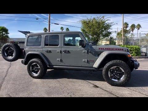 2018 Jeep Wrangler Unlimited Orlando FL, Central Florida, Winter Park, Windermere, Clermont, FL J202
