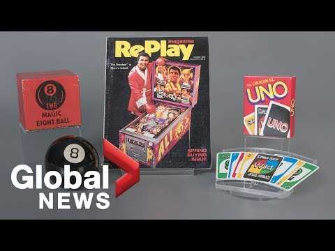Magic 8-Ball, Pinball and UNO inducted into National Toy Hall of Fame