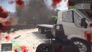 Battlefield 4 Hardcore PC Montage - Next Revolution Moments