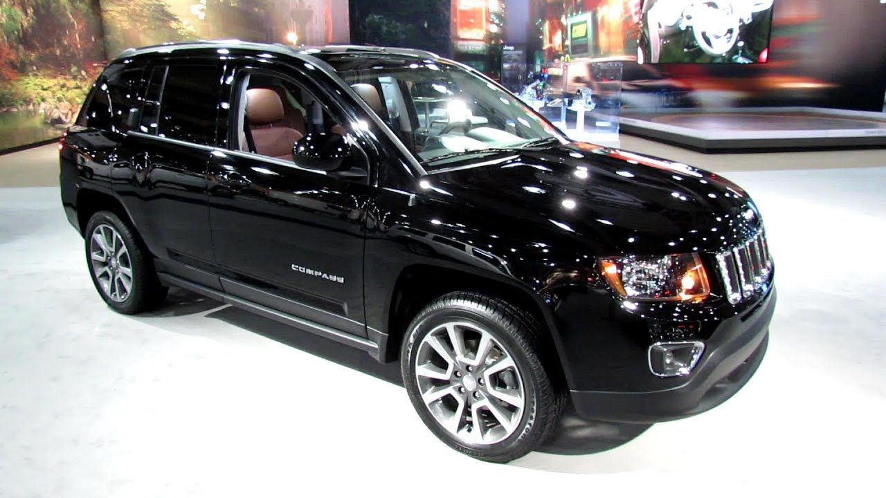 Perfect 2014 Jeep Compass Limited   Exterior And Interior Walkaround   2013 New  York Auto Show   YouTube