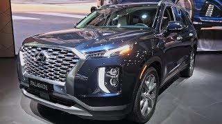 2020 Hyundai Palisade | Detailed Look | 2019 NAIAS