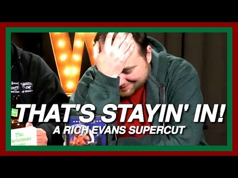That's Stayin' In! - A Rich Evans Supercut