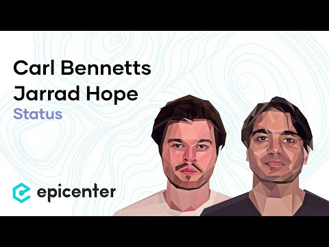 Jarrad Hope & Carl Bennetts: Status - The Mobile Ethereum Client (Episode 181)