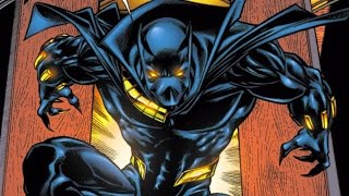 Top 10 Black Panther Facts