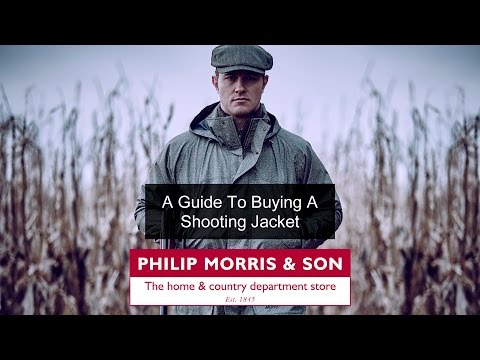 What Shooting Jacket Should You Buy?