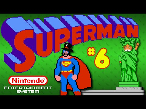 Superman (NES) - Part 6: In Helpemorial - Octotiggy