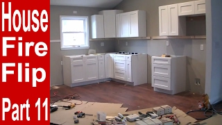 Extreme House Flipping - Part 11 - The Fire House