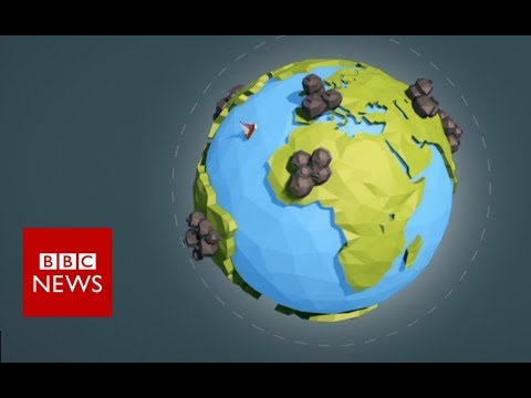 How will we deal with all of the world's rubbish?  - BBC News