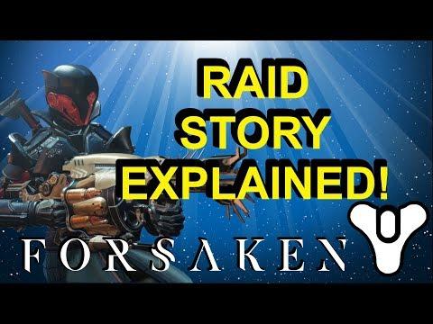Destiny 2 Black Armory Scourge of the Past Raid Explained! | Myelin Games thumbnail