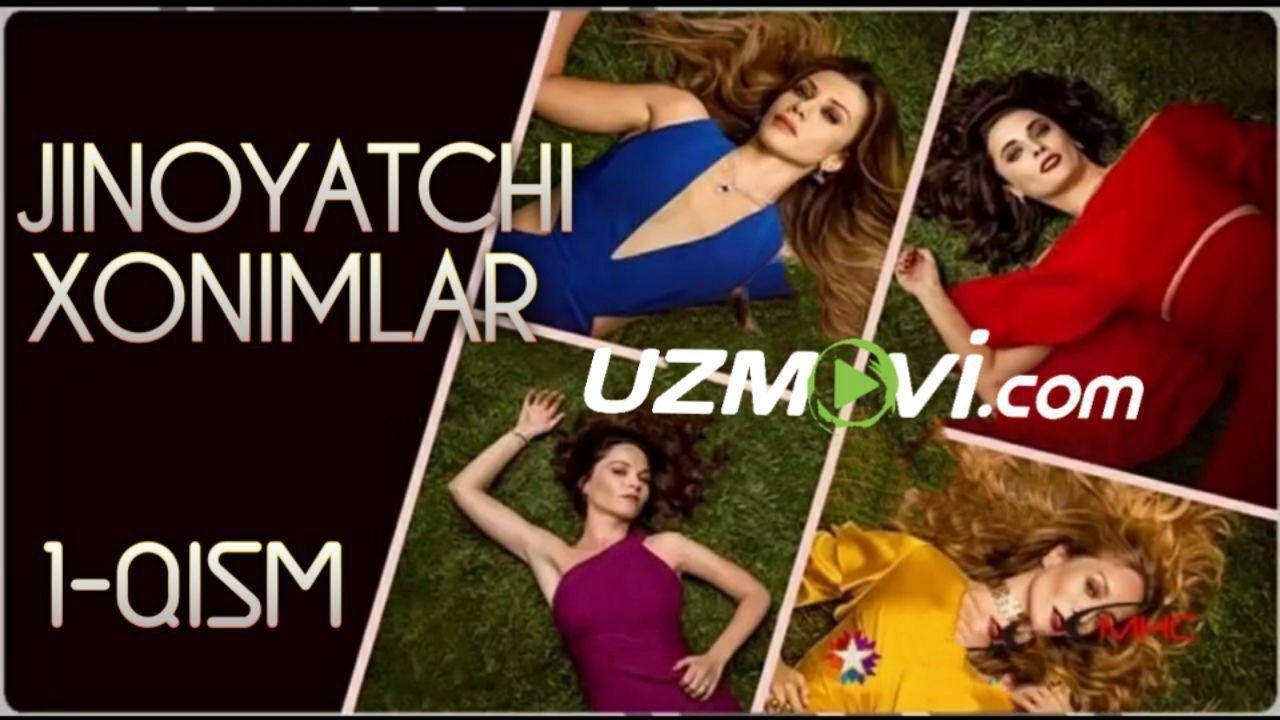 Jinoyatchi Xonimlar 1-qism (yangi Turk serial Uzbek O'zbek tilida 2019) HD