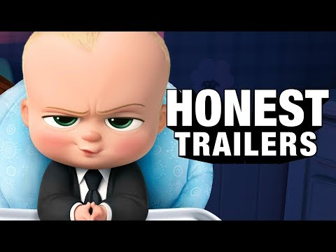 Honest Trailers – The Boss Baby