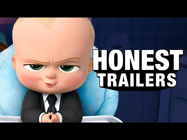 Honest Trailers - The Boss Baby