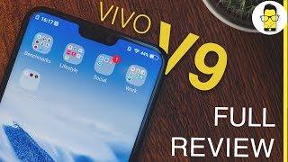 Vivo V9 Full Review : Now you can afford an iPhone X - @ Rs 22,990 ($350)