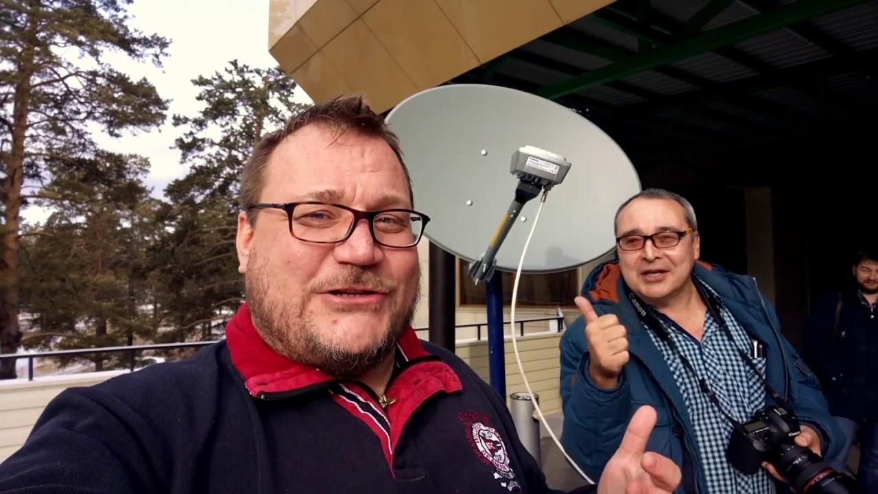 Спутниковый интернет SenSat - первое впечатление