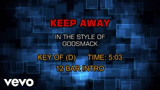 Godsmack - Keep Away (Karaoke)