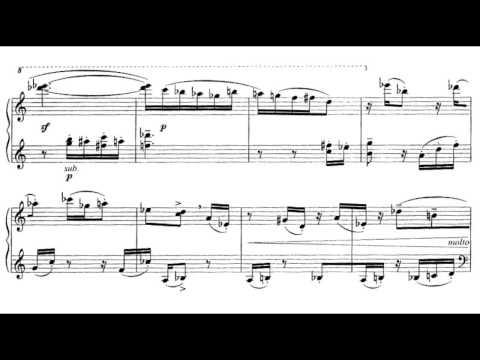 György Ligeti - Capriccio No. 1