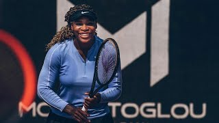"""SERENA WILLIAMS RECEIVES EMOTIONAL STORIES FROM FANS: """"I SEE YOU AND I HEAR YOU"""""""