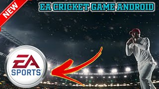 {Download Now}🔥OMG EA Cricket 2017 Is Launched  For Android Download Now✌Best Everseen Cricket Game