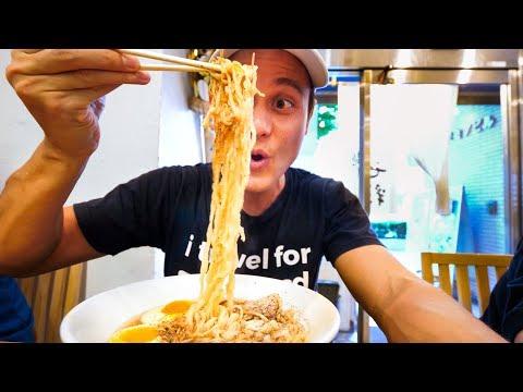 Tokyo Ramen Tour - 3 Unique Bowls of JAPANESE NOODLES | Best of Tokyo Food Tour!