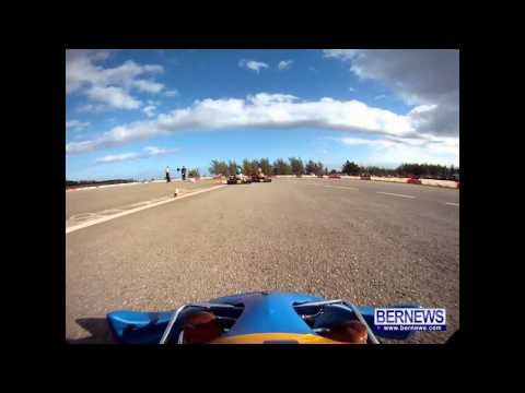 #2 Onboard GoPro Karting Races, Jan 6 2013