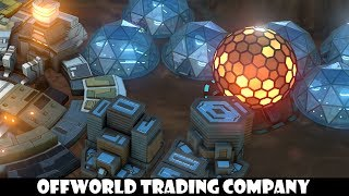 Offworld Trading Company - All the raw materials r belongz to us