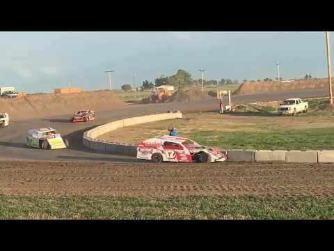 IMCA Modified Heat I-76 Speedway Part 2