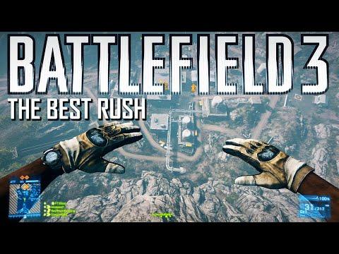 Battlefield 3 The Best Rush? |
