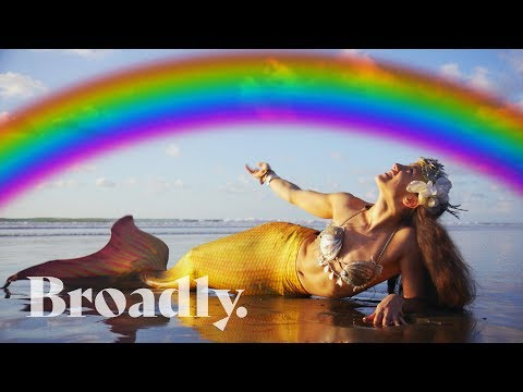 10 Things To Know About Real-Life Mermaids