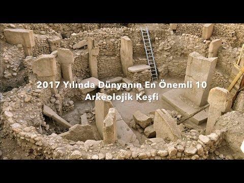 2017 Yılında Dünyanın En Önemli 10 Arkeolojik Keşfi
