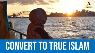 Sunni Muslim Accepts Islam Ahmadiyya : Emotional Convert Story