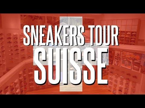 SNEAKERSTOUR SUISSE 🇨🇭  TITOLO C'EST LOURD 🏄 ! SNEAKRESELL NOUS INVITE AU POP-UP STORE !
