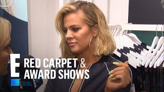 Khloé Kardashian Talks Experiencing Mommy Guilt | E! Live from the Red Carpet