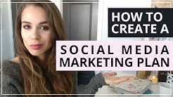 How To Create A Social Media Marketing Plan For The New Year