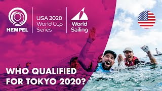 Qualifying for Tokyo 2020: North American Nations | Hempel World Cup Series Miami 2020