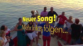 Alex Engel live auf dem Meer