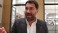 EDDIE HEARN REACTS TO USYK HEAVYWEIGHT WIN, PATRICK DAY SITUATION, & HITS BACK AT SPONG CLAIMS