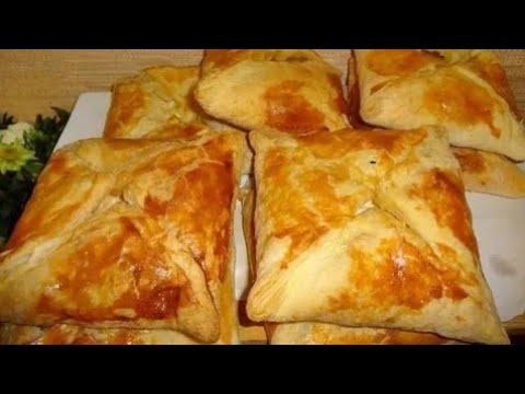 Хачапури с сыром, очень простой рецепт приготовления