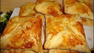 Хачапури с сыром очень простой рецепт приготовления
