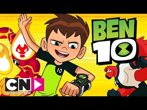 Ben 10   Meet The Aliens   Cartoon Network