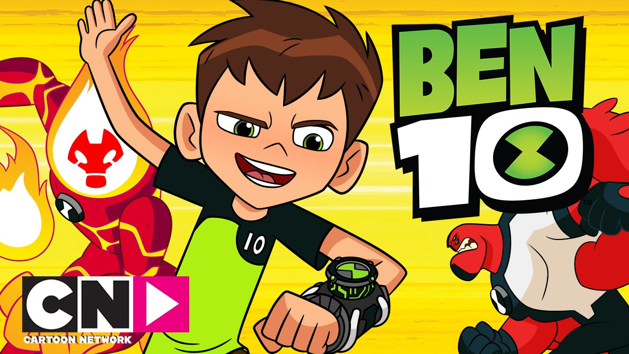 ben 10 meet the aliens cartoon network youtube