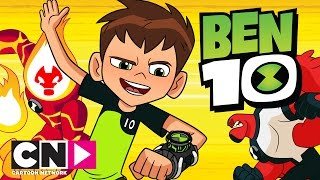 Ben 10 | Meet The Aliens | Cartoon Network