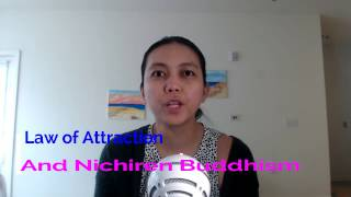 Law of Attraction and Nichiren Buddhism