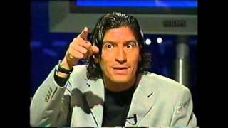 """Entrevista Iván Zamorano - Programa """"El Triciclo"""" Canal 13"""