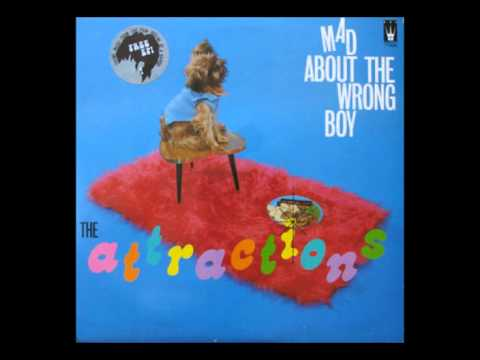 The Attractions: Mad About the Wrong Boy [Full Album]