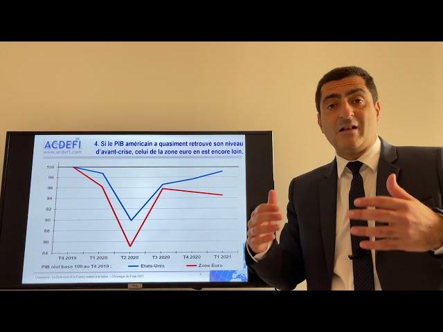 Croissance et dette : la France en danger !